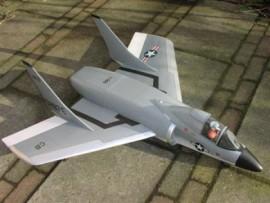 """F7U-3""""Cutlass"""""""