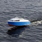 Fury vintage boat