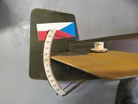 Rudder Deflection Device